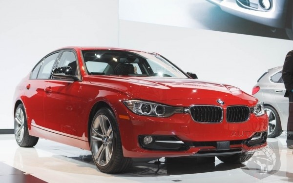 BMW brand sales up 4 percent in March, and 7 percent year to date outpacing Audi and Mercedes