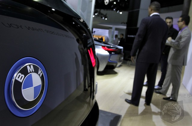 BMW Targets 2013 Sales Record After Lead Over Audi Widens