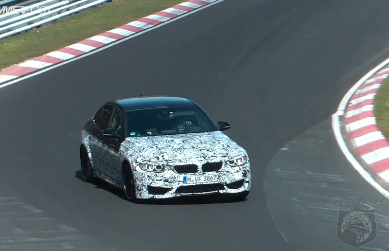 2014 BMW M3 / M4 to Gain About 100lb-ft More Torque While Targeting E46 M3 Weight