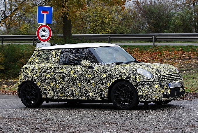 New MINI Cooper Concept to Be Unveiled This Week