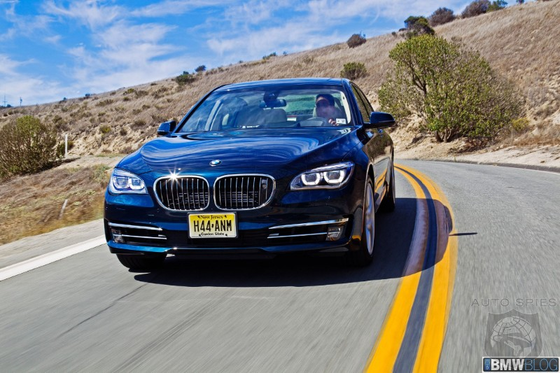 BMWBLOG Road Review: 2013 BMW 760Li