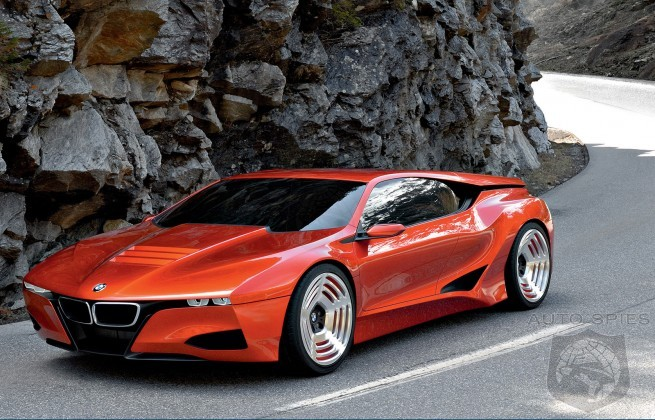 BMW M8 to launch in 2016