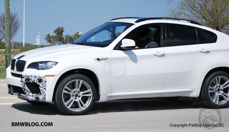BMW X6 M Pictures