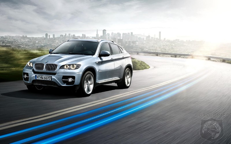 2010 BMW ActiveHybrid X6 Luxury Car