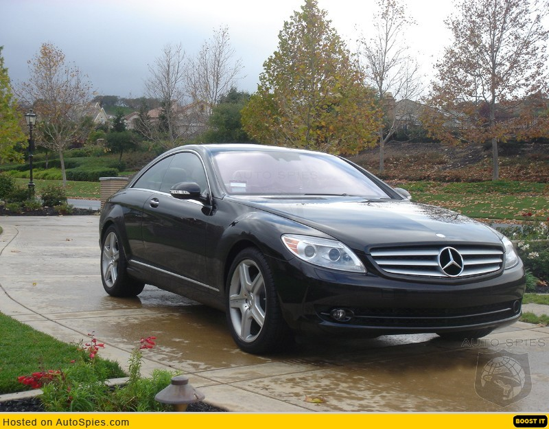 just took delivery of my 2007 mercedes benz cl550 launch. Black Bedroom Furniture Sets. Home Design Ideas