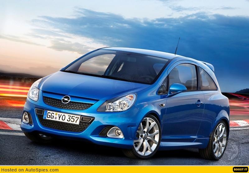 New Opel Corsa Utility 2011. DSC00340 2011 Vauxhall Corsa