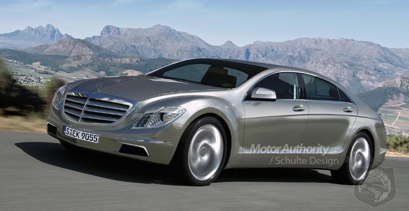 2012 Mercedes S Class