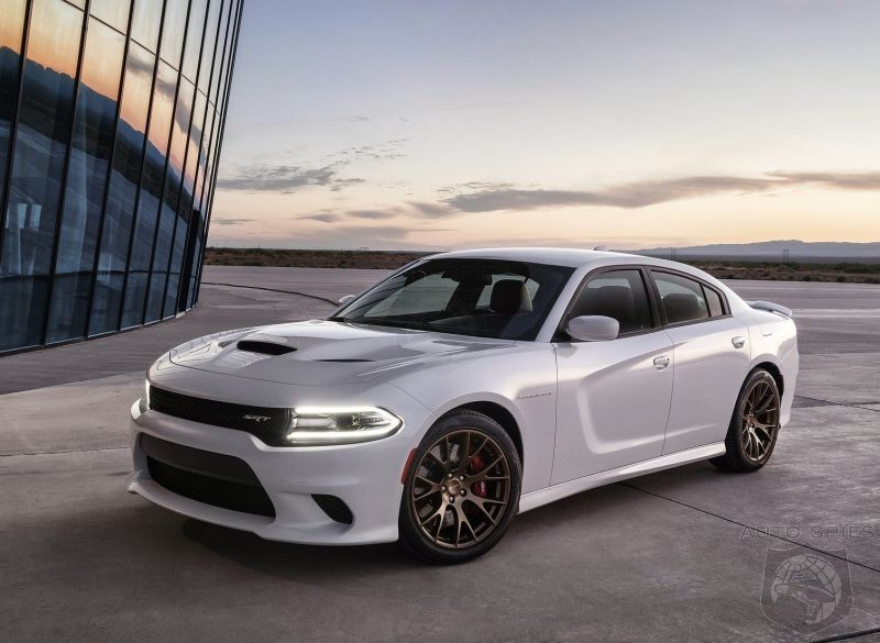 2017 Dodge Challenger And Charger Hellcat Will Be In Production Line October