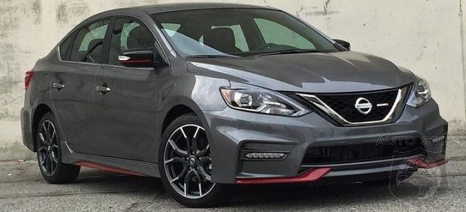 2017 Nissan Sentra Nismo Debut At Los Angeles Auto Show Autospies