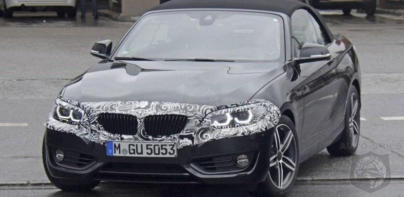 2018 BMW 2 Series Convertible - Không quan tâm Đang chờ nó