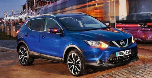Nissan Qashqai Usa | Top New Car Release Date