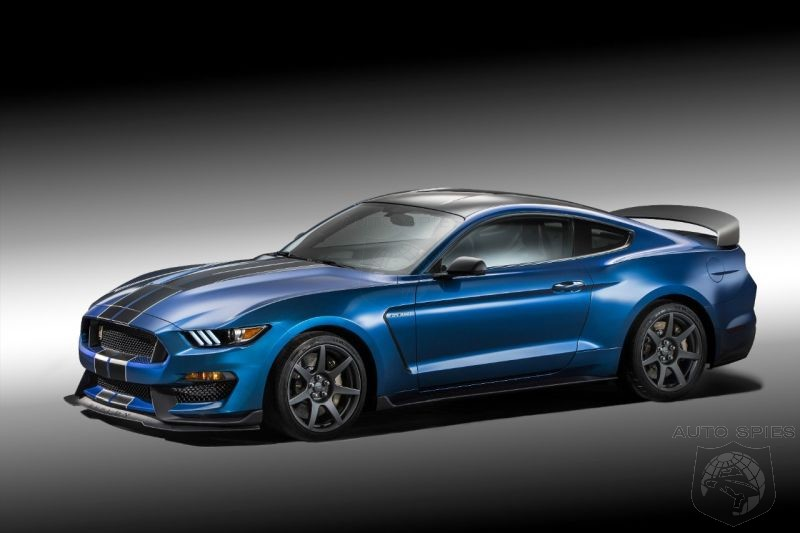 Ford Mustang Shelby GT350 – New Model, New Colors