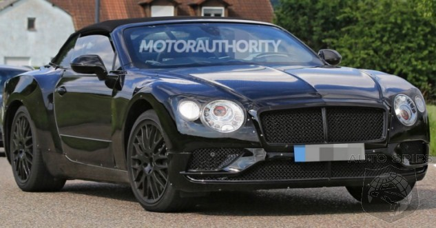 2018 Bentley Continental GT Convertible U2013 News And Updates