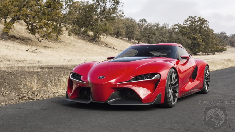 Toyota FT1 concept – Remembering with reason - AutoSpies Auto News