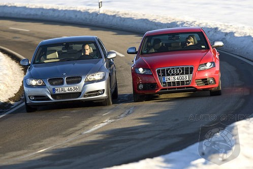 Audi Wants Blood Does The New S4 Trounce Bmw S 335i Autospies Auto News