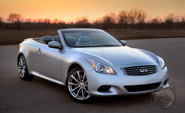 Infiniti G37 Sports Package. Infiniti G37 convertible,