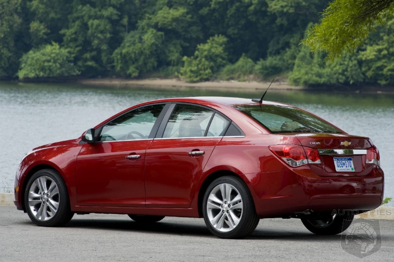 50 MPG Chevrolet Cruze Diesel Coming In 2013