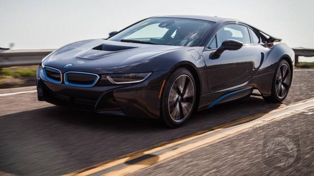 Road and Track: The BMW i8 Is A Great Car But Comes With Many Compromises