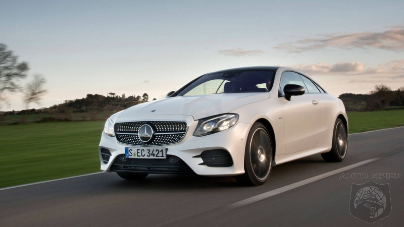 Mercedes-Benz's October 2017 Global Sales Rise 5.6% Due To Strong China and European Sales - YTD Up 11.1%