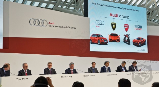 Audi Planning Sporty Q2, Q4, and Q6 Crossovers