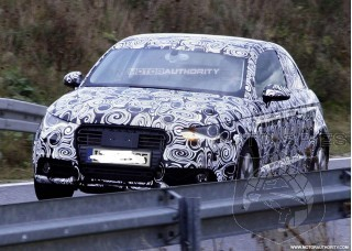 SPIED: Audi A1 Caught Testing in Germany
