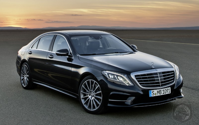 Mercedes-Benz's July 2014 Global Sales Rise 11.3% Driven By Strong Demand in U.S. Market, S-Class Sedan and CLA