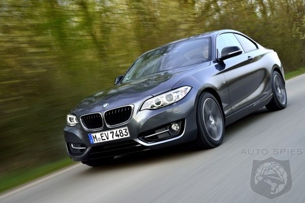 BMW's April 2014 Global Sales Rise 7.8% But Is Outsold By Audi For the Third Time in Four Months to Maintain Narrow Lead