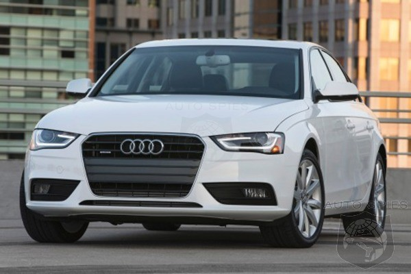 2015 Audi A4 Starts At $36,425 Reflecting An Increase of $1,730 Over 2014 Model - Audi Execs Say Price Hike Based On Soaring Demand