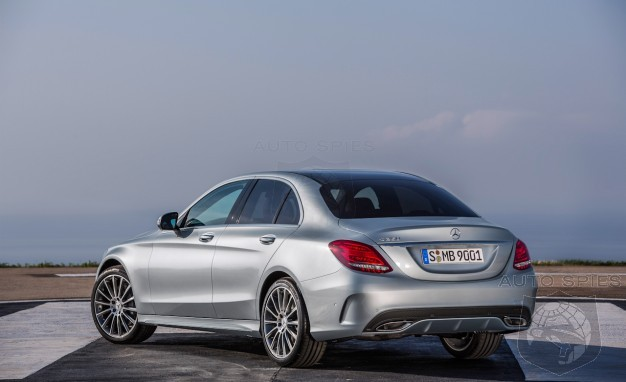 2015 Mercedes-Benz C-Class Order Guide Leaked!