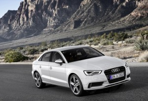 Audi Announces Complete Pricing For 2015 Audi A3 Sedan - Cheaper Than Comparable Mercedes-Benz CLA - Should Mercedes-Benz Be Worried?