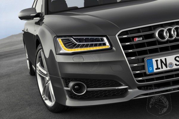 Audi To Develop A New Look With Major Changes - Emphasize Quattro Advantage
