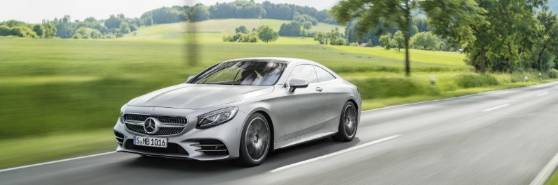 Mercedes-Benz's September 2017 Global Sales Rise 4.5% - YTD Sales Up 11.7% Driven By China Growth