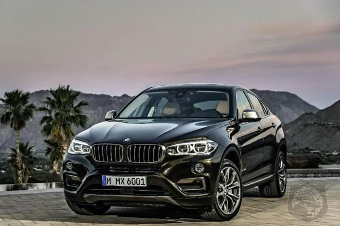 2015 BMW X6 Leaked! Is THIS What You Wanted To See?