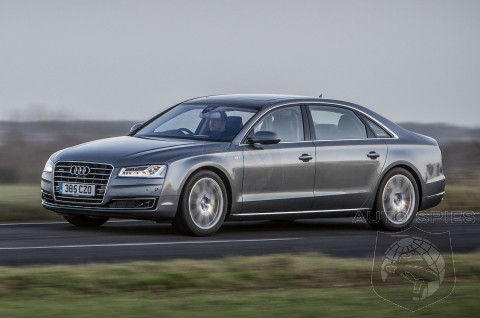 Audi Plans Super-Smooth Four-Cylinder Engine