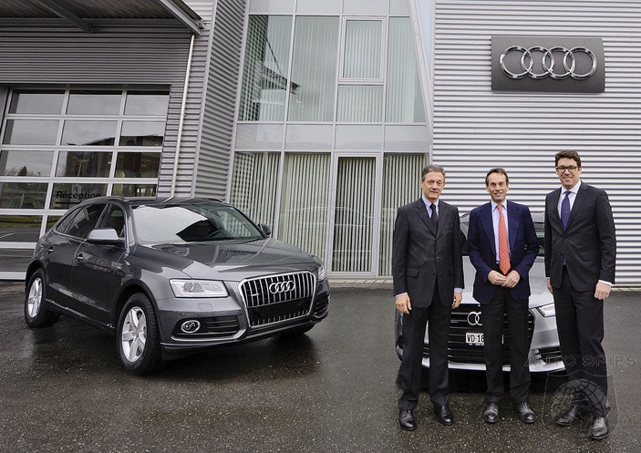 Audi is the New Automobile Supplier of the International Olympic Committee (IOC)