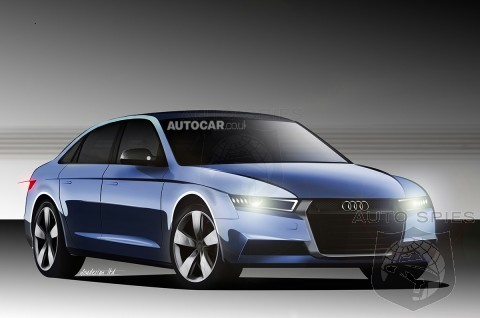 New Details Emerge Of 2017 Audi A4 220 Pound Weight Reduction Due To Mlb Platform And Gas Sel Electric Hybrid Models