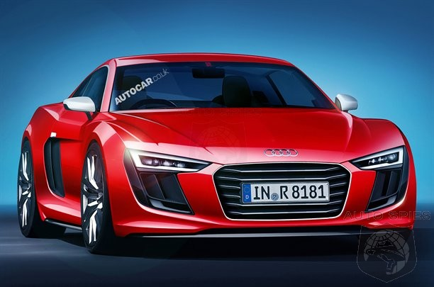 2014 Audi R8 To Be Lighter and Faster