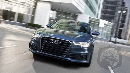 Audi A6 Named AAA Top Pick Sedan In Its Price Segment