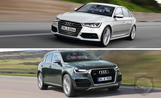 2015 Audi A4 and Q7 Delayed Yet Again - Audi Bosses Want Styling and Suspension Further Tweaked