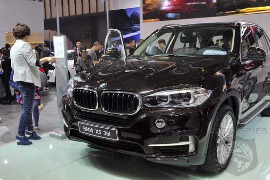 BMW's Q2 2014 Net Profit Surges 27% - Unexpected Rise Sees Operating Profit Margin Rise to 11.7%