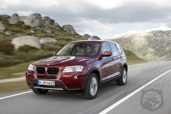 BMW Group's November 2012 Global Sales Rise 23% - BMW Brand Up 26.4%