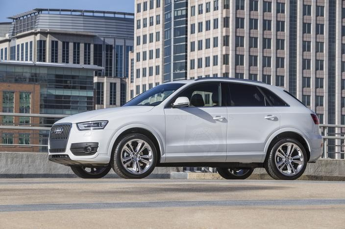 Audi Announces 2015 Q3 SUV Available the U.S. in Fall of 2014 With Many Standard Features - Should the BMW X1 and Mercedes-Benz GLK Be Worried?