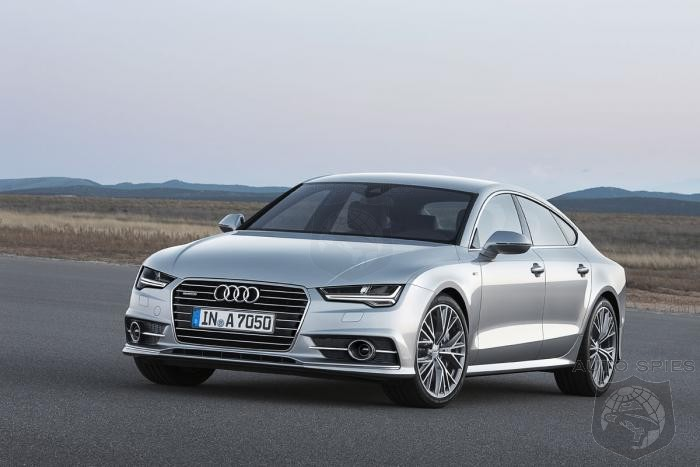 Facelifted Audi A7 Revealed! Features Include Revised LED Headlight and Tailight Design And Updated MMI Infotainment System