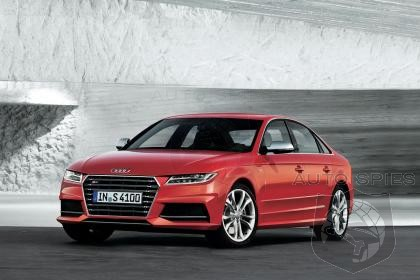 2015 Audi A4's Radical, More Aggressive Styling and Lighter Weight Previewed by Auto Express