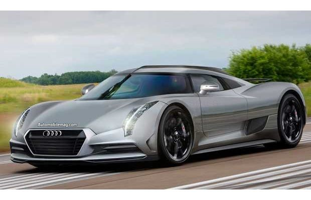 Audi's 2017 R20 Supercar Plans Revealed