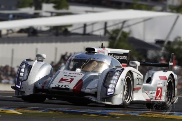 Audi Boss Wolfgang Durheimer Discusses Possible R18 Supercar and A3/RS3 Sedan