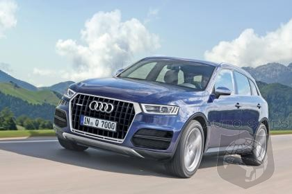 Audis Q Lineup Of SUVs Expanding To Include Seat Q And Range - Audi family car 7 seater