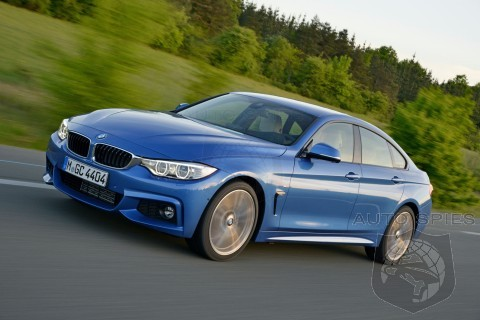 BMW 428i Gran Coupe First Test - A Good Driver But Not Differentiated Enough From The Other 3/4 Series Variants