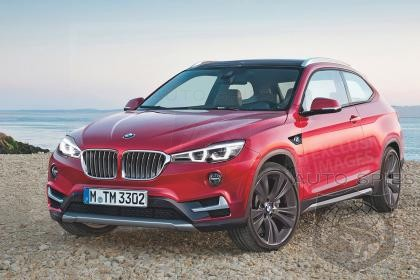 BMW X2 on the Way! Model Proliferation Strategy Continues Unabated!