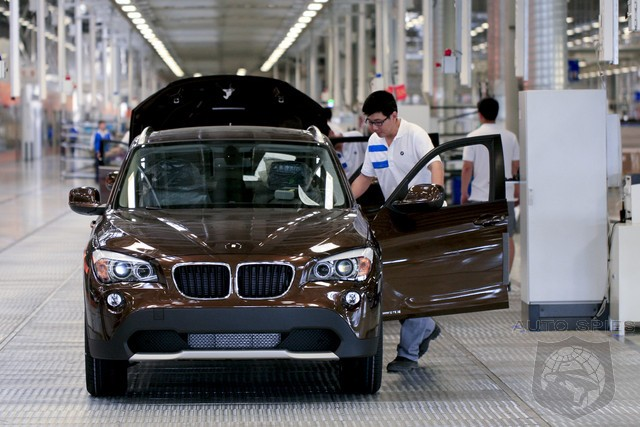 BMW Q3 2012 Profit Rises To $2.6 Billion But Profit Margin Below Audi's